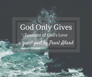 God Only Gives guest post Pearl Allard - Emily Conrad Author